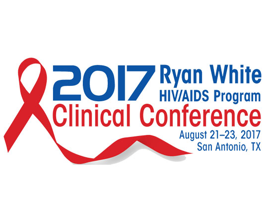 Ryan White HIV/AIDS Program Clinical Conference Logo