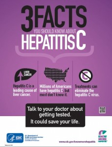 Hepatitis C Poster