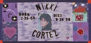 Nikki - AIDS Quilt