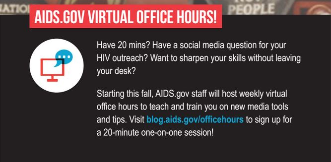 Virtual Office Hours Nov 2014