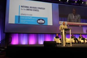 D Brooks addressing 2015 NHPC