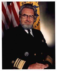 Former U.S. Surgeon General C. Everett Koop