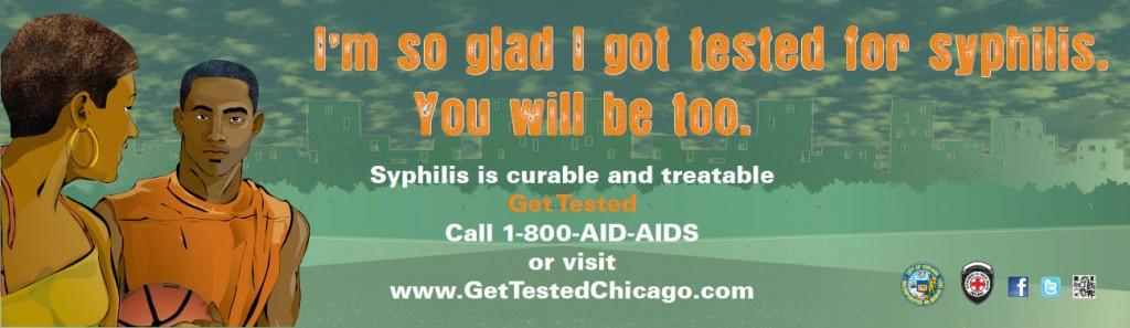 GetTestedChicago2011 Syphilis Campaign