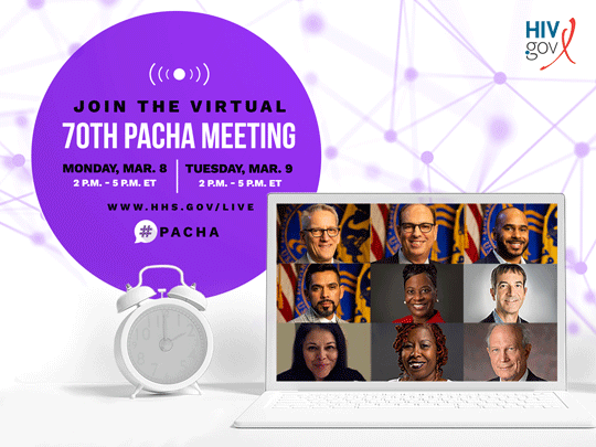 Join the virtual 70th PACHA meeting