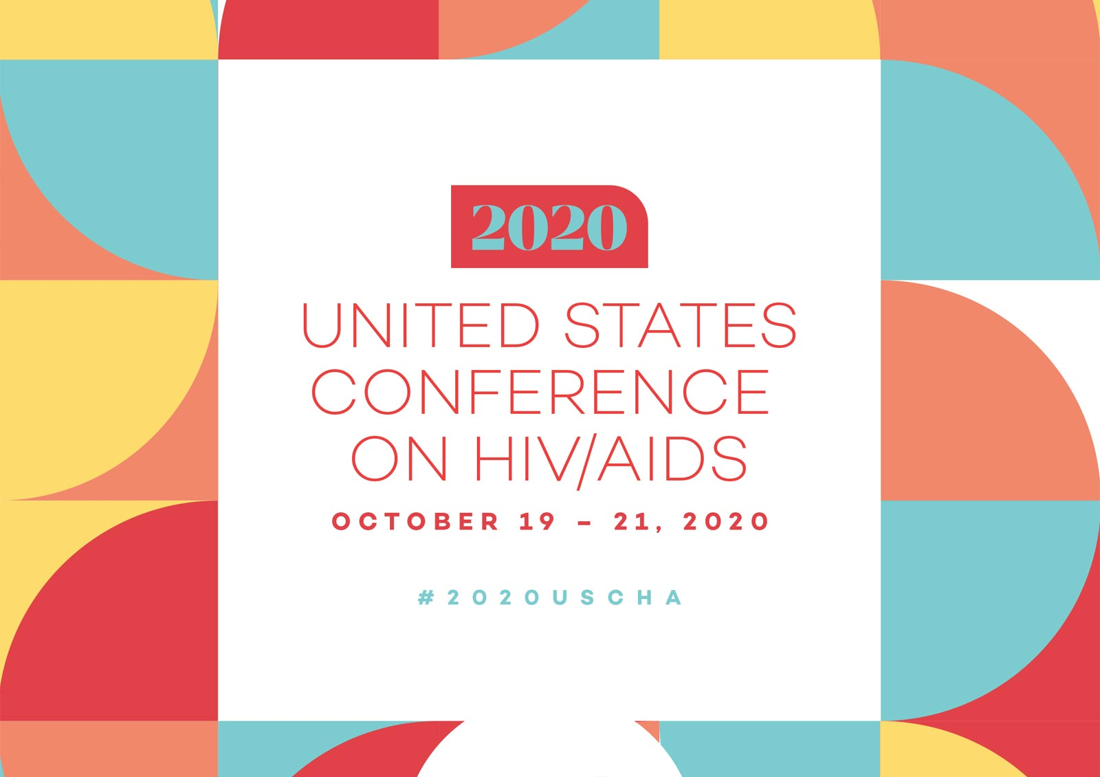 United States Conference on HIV/AIDS, October 19-21, 2020