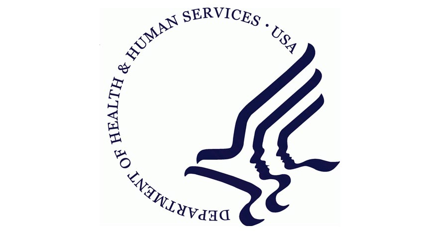 US HHS logo