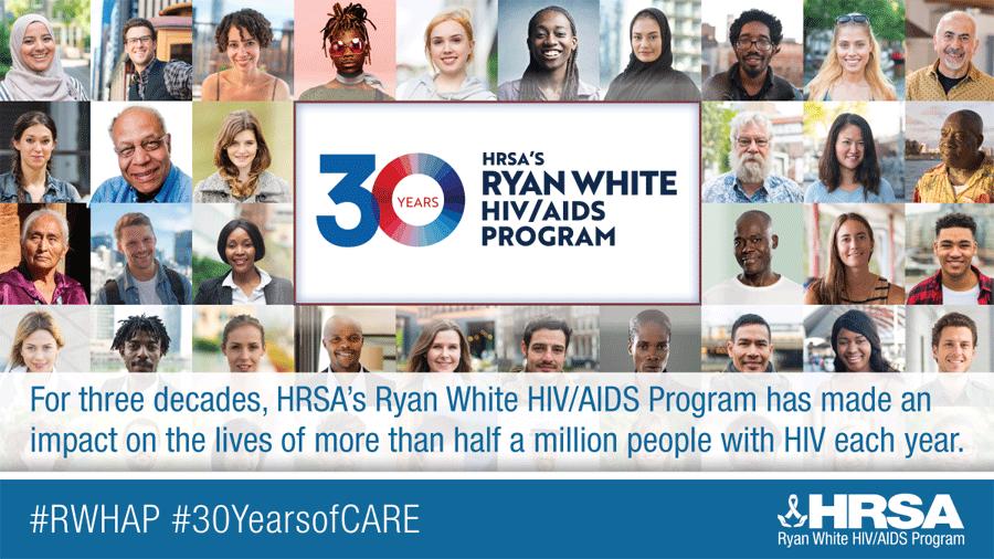 HRSA's Ryan White Program