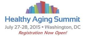 Healthy Aging Summit Banner