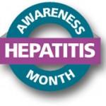 hepatitis awareness month logo