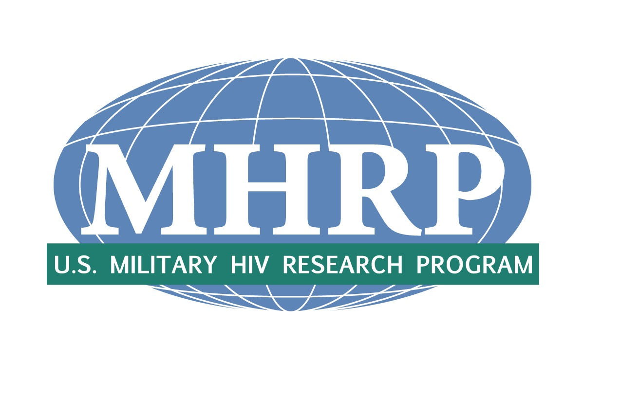 U.S. Military HIV Research Program logo