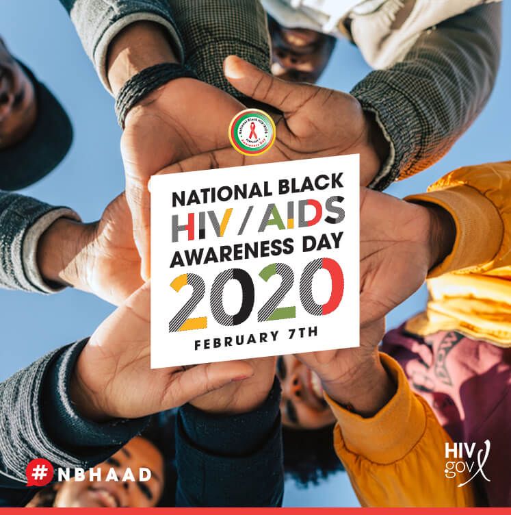 National Black HIV/AIDS Awareness Day. February 7th 2020.