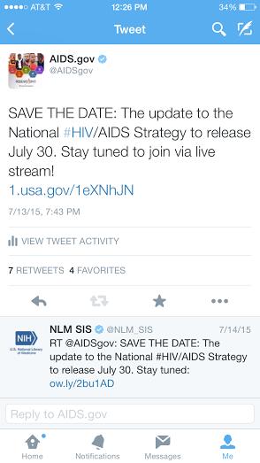 NHAS tweet July 13 - for new media post