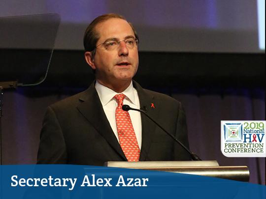 Secretary Alex Azar