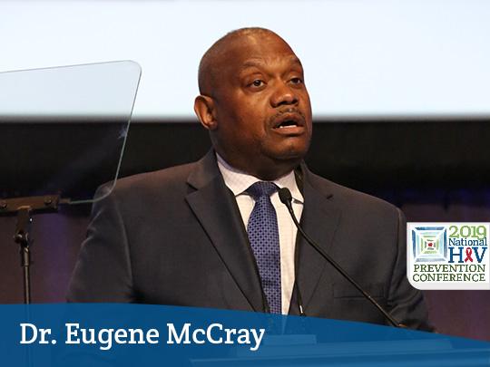 Dr. Eugene McCray