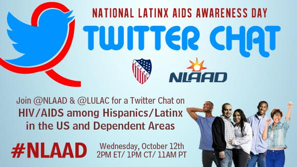 NLAAD 2016 LCOA Twitter Chat Oct 12 image