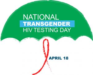 National Transgender HIT Testing Day Logo