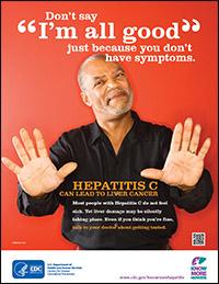 Hepatitis Poster