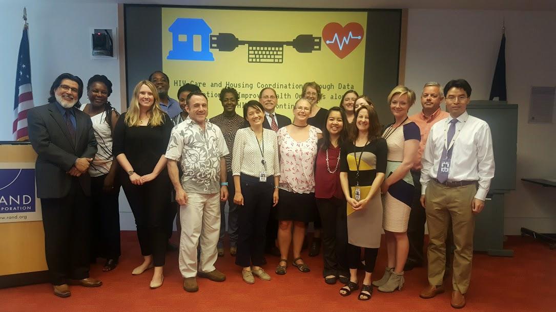 SMAIF HUD-HAB data grantees kickoff meeting_group photo