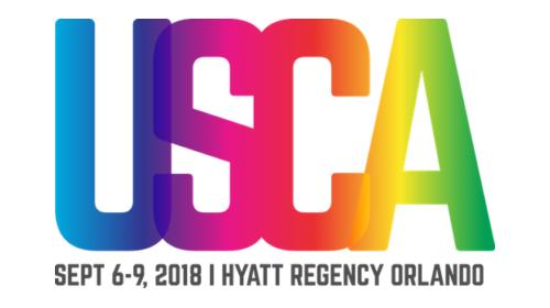 Logo for USCA 2018