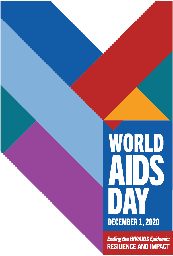 World AIDS Day. December 1, 2020