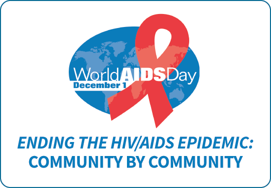Ending the HIV/AIDS Epidemic: Community by Community