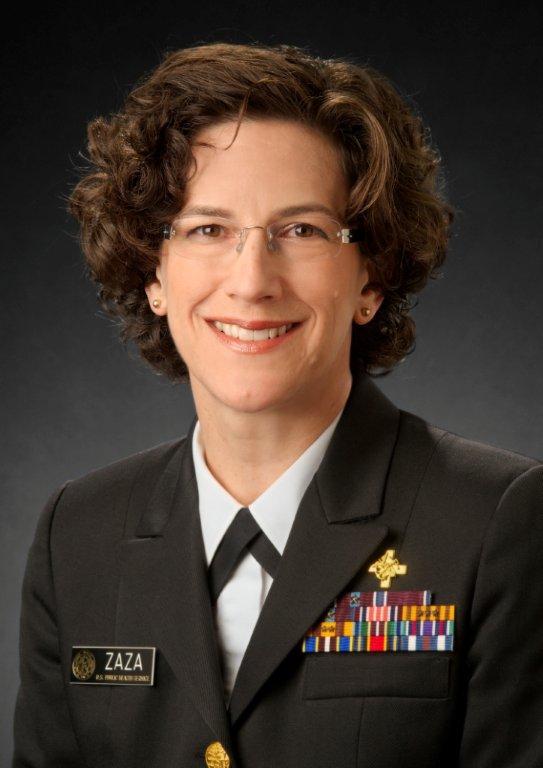 Stephanie Zaza, M.D., M.P.H.