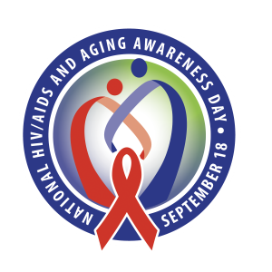National HIV/AIDS and Aging Awareness Day new logo