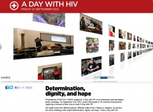 A Day with HIV