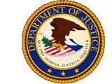 Department of Justice shield