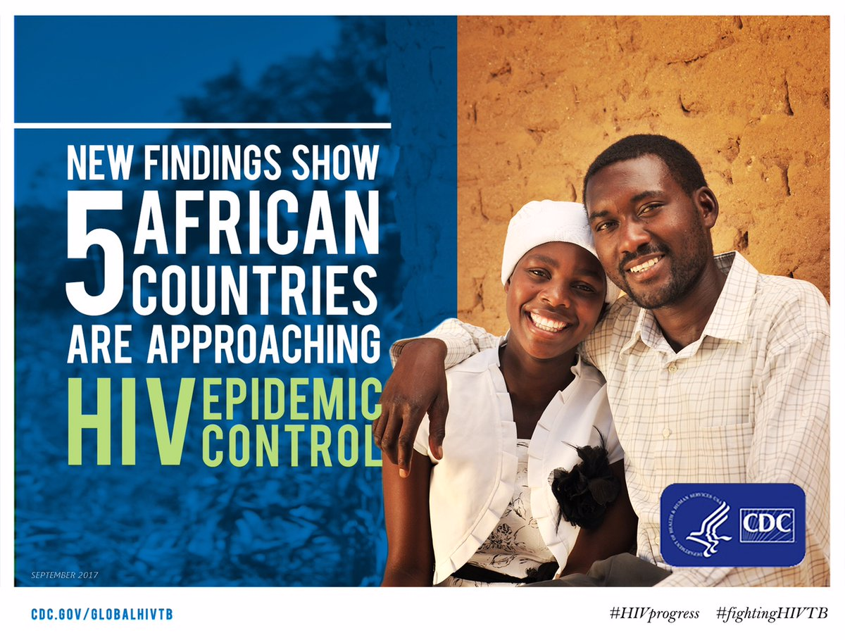 New Finding Show 5 African Countries are Approaching HIV Epidemic Control