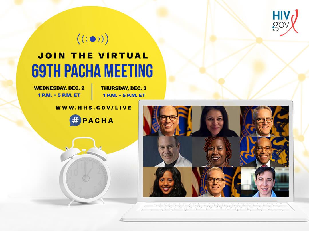Join the Virtual 69th PACHA Meeting