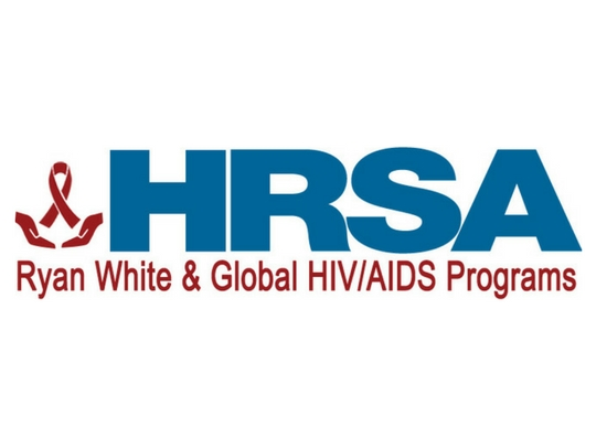 HRSA HAB Logo