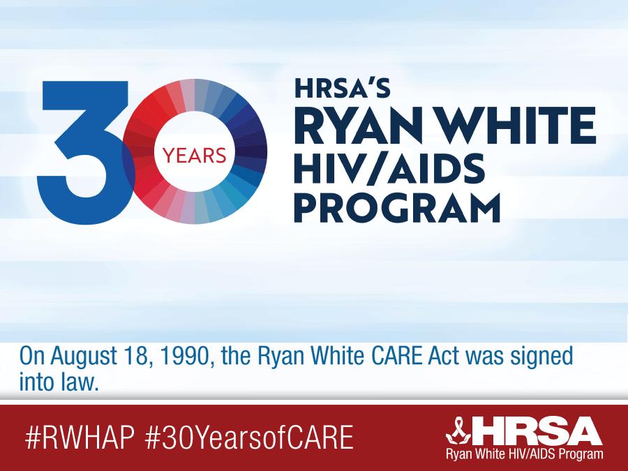 HRSA's Ryan White HIV/AIDS Program