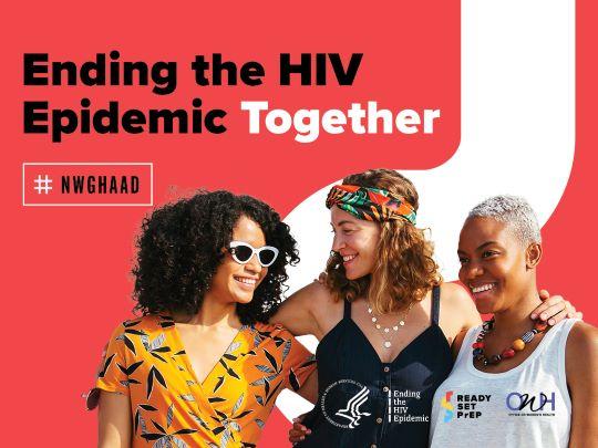 Ending HIV Together