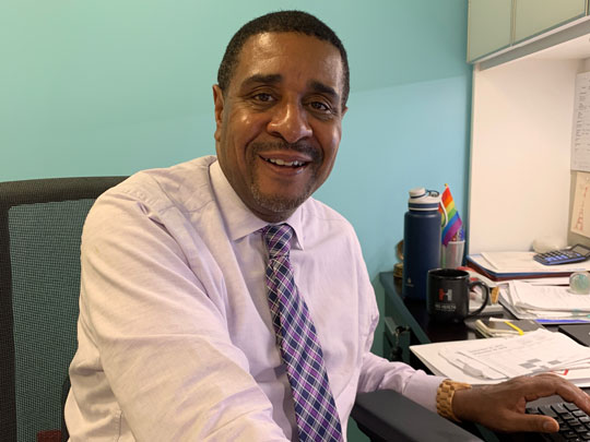 Photo of Harold Philips, Senior HIV Advisor and Chief Operating Officer of Ending the HIV Epidemic: A Plan for America