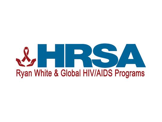 HRSA Logo: Ryan White & Global HIV/AIDS Programs