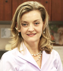 Photo of a woman: Dr. Redonna Chandler.