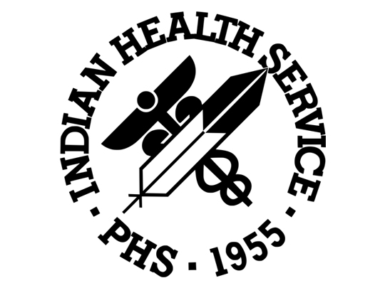 Logo of the Indian Health Service