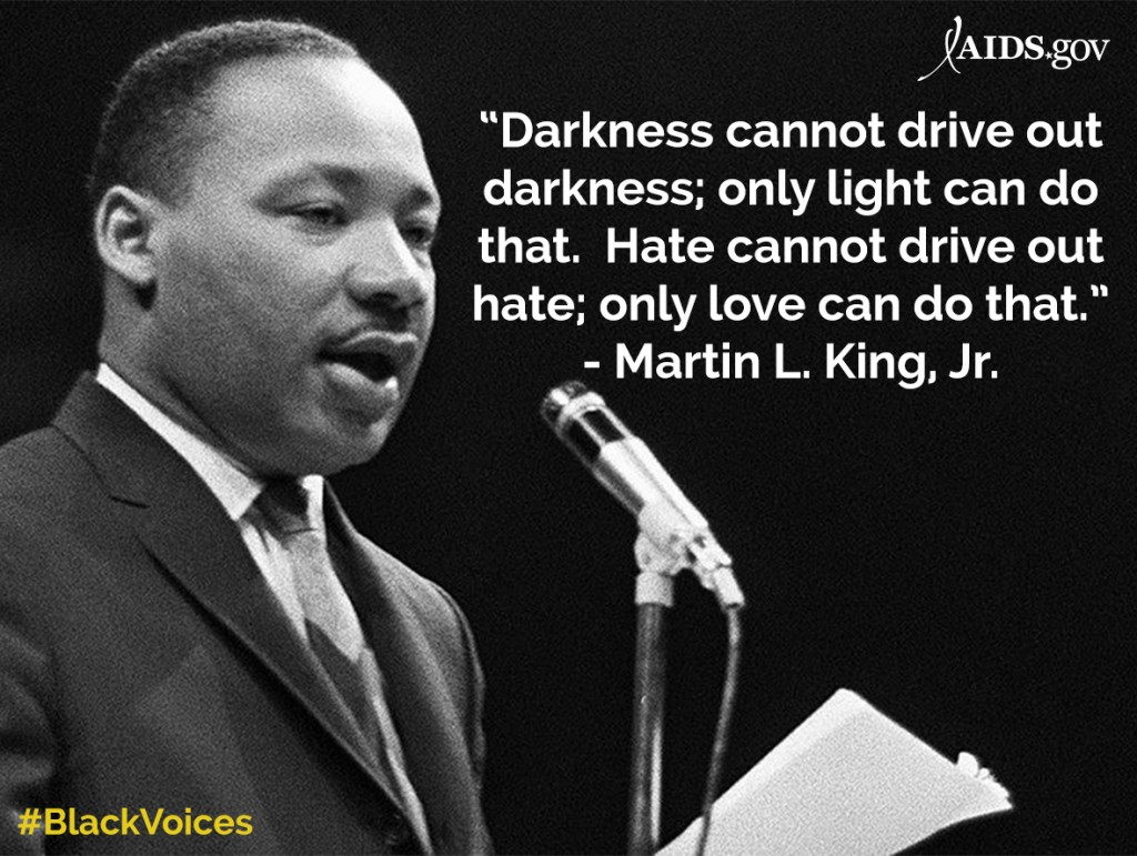 Black Voices 7 Inspiring Mlk Quotes New Media Hiv Gov