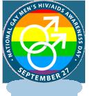 national-gay-men-hiv-awareness day - logo