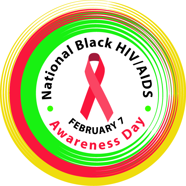 national black hiv/aids awareness day logo