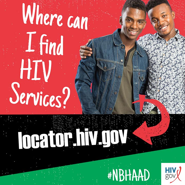 Where can I find HIV Services? locator.hiv.gov