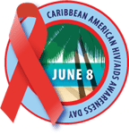 National Caribbean American HIV/AIDS Awareness Day logo