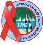 National Caribbean American HIV/AIDS Awareness Day logo
