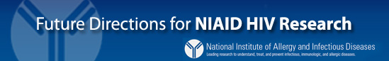 Future Directions for National Institute of Allergy and Infectious Diseases Research