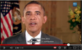 President Obama in White House Video for AIDS 2012