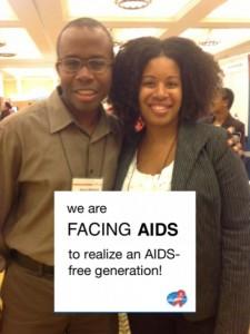 Facing AIDS photo
