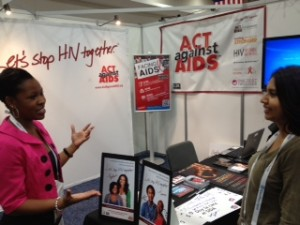 Photo Sharing at AIDS 2012