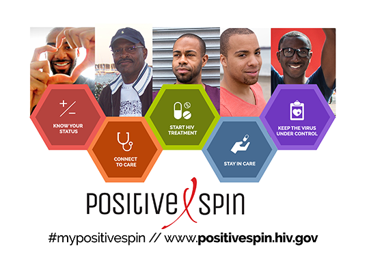 Positive Spin image
