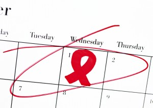 Red Ribbon Week Calendar